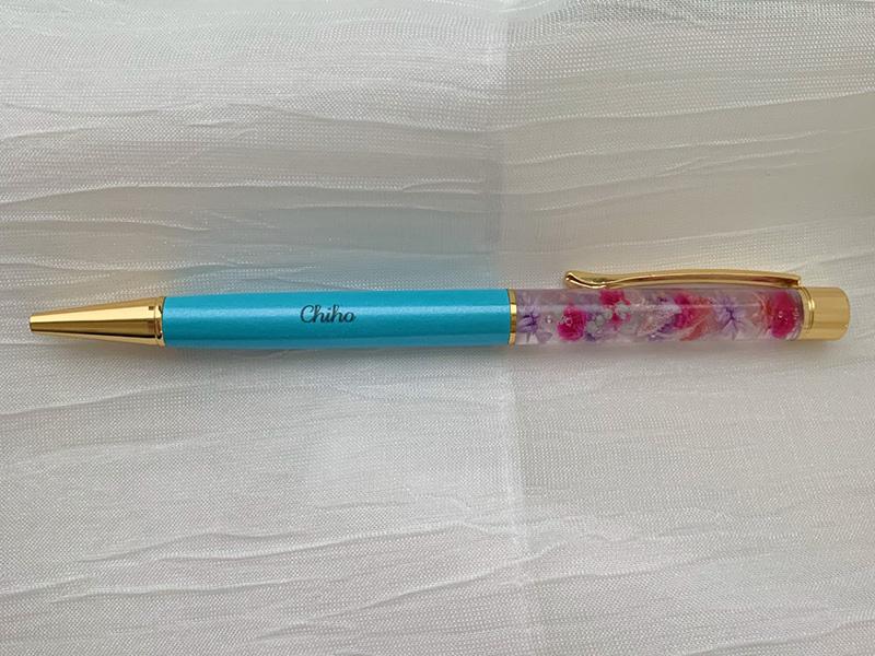 刻印ボールペン